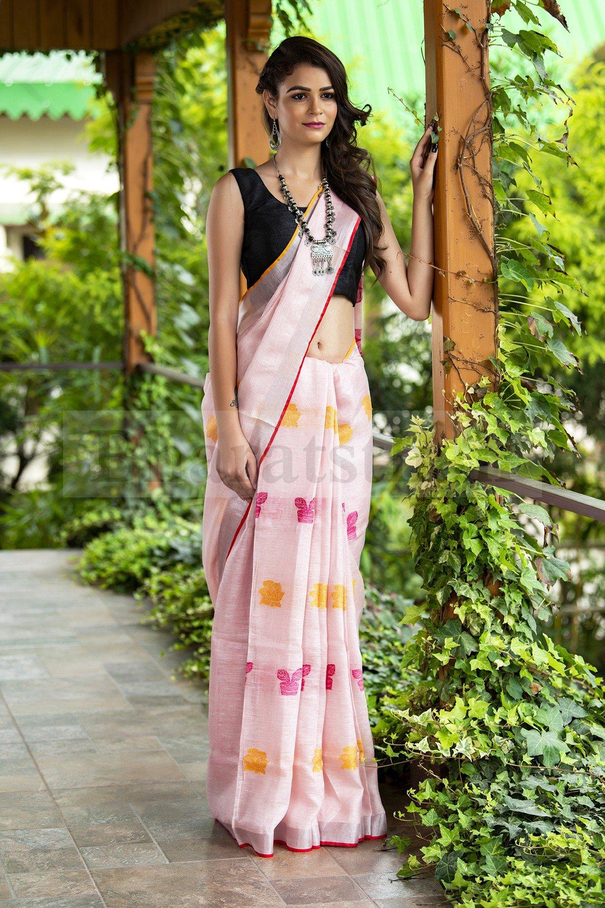 Nayanthara saree