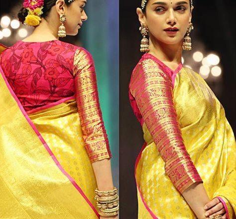30 Latest Trending Silk Saree Blouse Designs 2019 Update