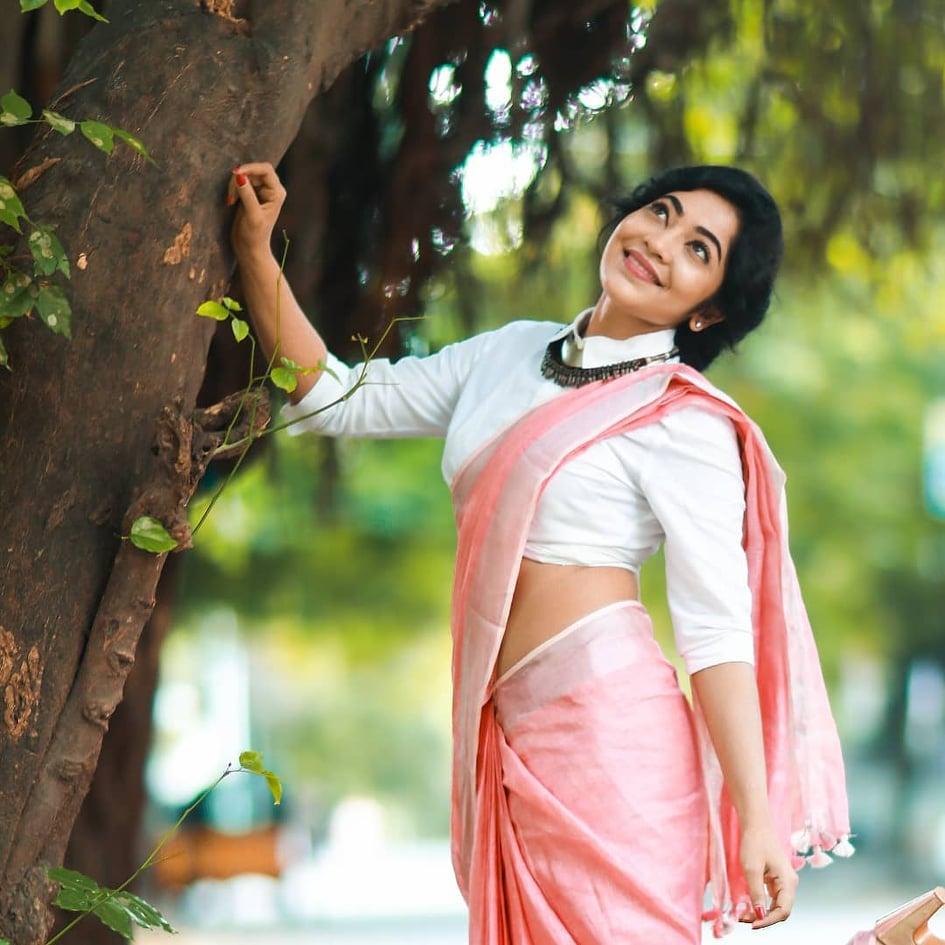blouse design for cotton saree
