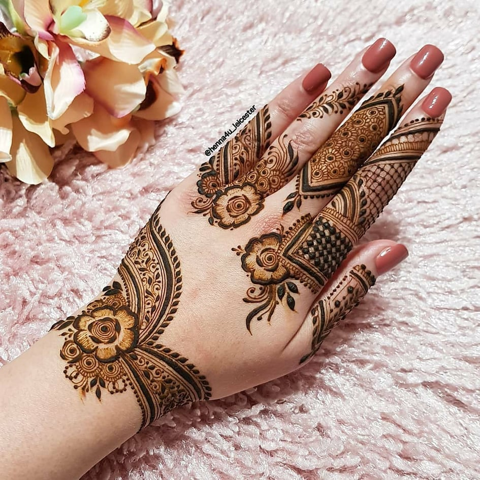 50 Attractive And Amazing Latest Mehndi Designs Must Try In 2019