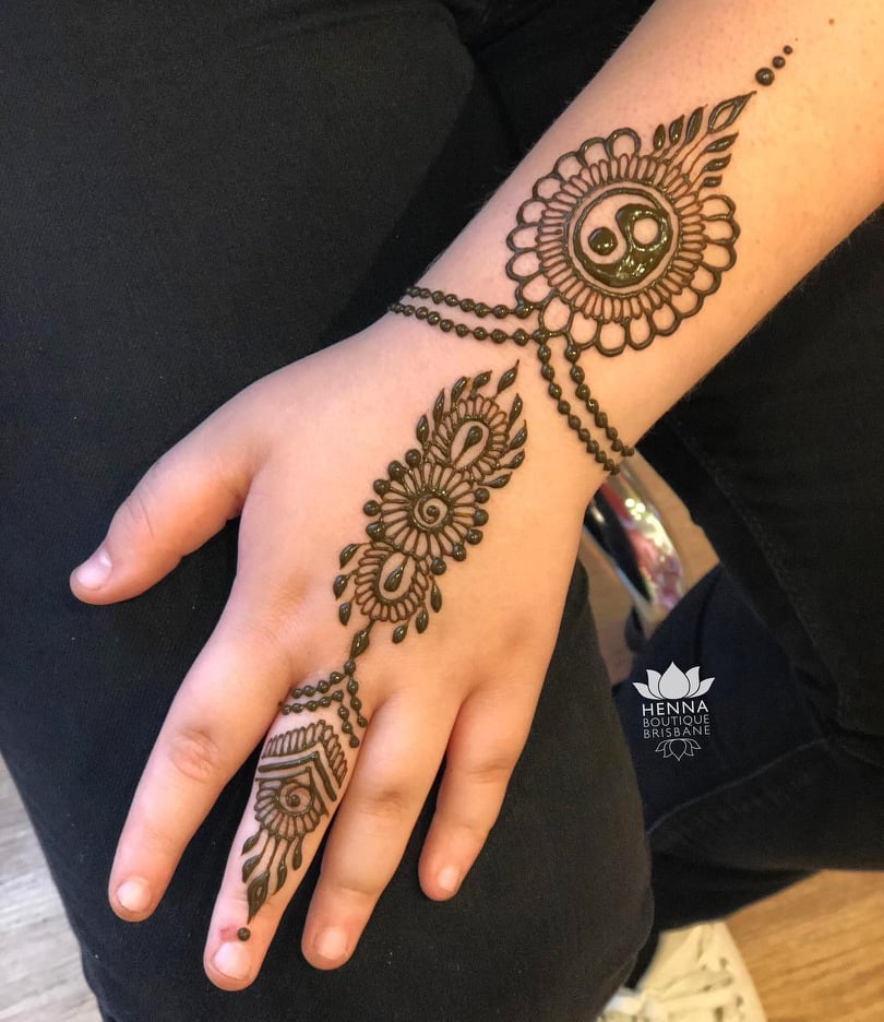 Easy and Simple Mehndi Designs That You Should Try In 2020 ...