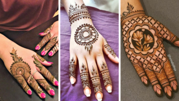 Easy And Simple Mehndi Designs That You Should Try In 2019