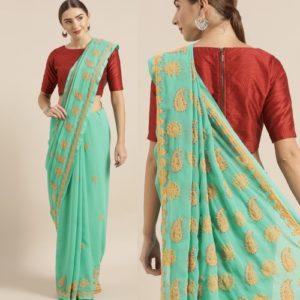 Ada Designer Chikan Studio - Tikli India 4