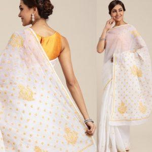 Ada Designer Chikan Studio - Tikli India 5